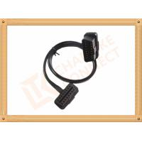 Best Custom 1-15M Automotive Flat OBD Obd Extension Cable 16 Pin Odb2 Extension Cable wholesale