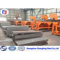 Best Hot Rolled Steel Flat Bar DIN1.2311 / AISI P20 Annealed Heated Of Plastic Mold Steel wholesale