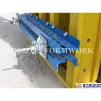 Best Steel Formwork Tie Rod System With Dywidag Thread , Flanged Wing Nut and Water Stop wholesale