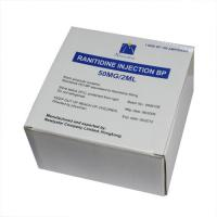 Best 50mg / 2ml Small Volume Parenteral Ranitidine Hydrochloride Injection wholesale