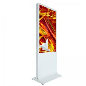 Best RAM 8G J1900 65 Inch Interactive Touch Screen Kiosk 500G HDD wholesale