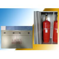 China Medical Equipment Gas Fm200 Fire Suppression Systems With 180L Cylinders on sale