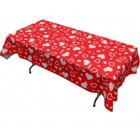Best Disposable Table Cover for Festival Party with Custom Design wholesale