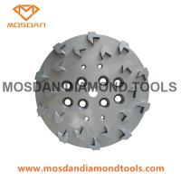 Best 10 Inch Floor Concrete Grinding Plate with 20 Arrows wholesale
