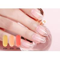 Best Painless Nude Color Full Nature Clear ECO-Friendly DIY Organic Builder Gel China Made wholesale