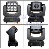 Best 9 x 10W 4IN1 Led Matrix Light 48CH Wash Spot Stage Lights RGBW Customized wholesale