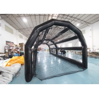 Best PVC Baseball Batting Cage Inflatable Sports Games For Kids Adults wholesale