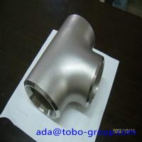 Best ASTM SS316 Thread Socket Weld Stainless Steel Reducing Tee Size 1-48 Inch wholesale