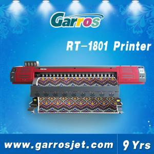 Best Garros 1.8m Nylon printing directly 1.8m dye sublimation printer wholesale