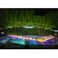 Buy cheap High Resolution P2.6 Indoor LED Video Wall Rental With Meanwell Power Supply from wholesalers