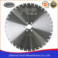 Best Diamond Concrete Blade , Diamond Cutting Blades For Dry / Wet Cutting wholesale