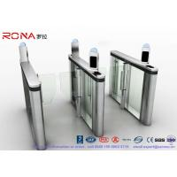Best Pedestrian Management Automated Gate Systems 304 Stainless Steel Materials wholesale