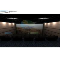 Best 4D Movie Theater Simulator, XD Cinema Film For 50 / 120 Persons Room wholesale