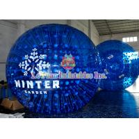 Best Strong PVC/TPU Inflatable  Human Zorb Balls For Outdoor Sports Games wholesale