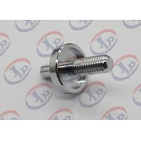 Best CNC Machining Turned Metal Parts Chromium Plated Iron Bolts With Slotted wholesale