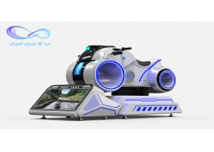 Best 9D VR Motorcycle Racing Simulator Gaming Machine UL Approved wholesale