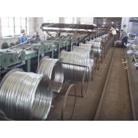 Quality 8 9 10 Hot Dipped Galvanized Wire , Galvanized Binding Wire For Highway Barriers wholesale