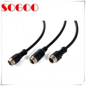 Best Aisg Male And Female Connectors 2 4 6 8 9 Pins 0.5m  - 100m Length wholesale