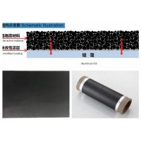 Best High Purity Carbon Coated Aluminum Foil 100 - 8000 Meter Roll Length wholesale