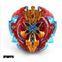 Best New Arrival Metal Fusion Beyblades Burst Gyro with Shinning Handgrip Launcher Top Box Bayblade Toys Spinning Top For Kid wholesale