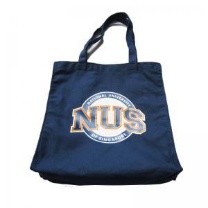Best 8oz Travel Plain Canvas Tote Bags / Stylish Womens Tote Handbags wholesale
