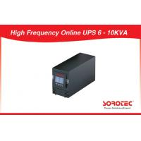 Best High Frequency Single Phase Online Ups 10Kva With Lcd or Led Display wholesale
