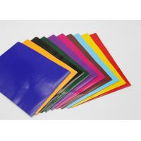 Best Sedex Certificated Gummed Paper Sheets Asst colour 80GSM For Handwork wholesale