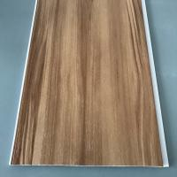 Cheap Environmental Wood Grain Laminate Sheets For Cabinets 7mm / 7.5mm / 8mm Thickness for sale