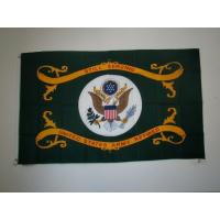 Best Outdoor Country Military Army Advertising Flag Banners With Poles , Customized Logo wholesale