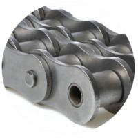 Buy cheap Dongguan chain 240-2 double roller chain 40Mn carbon chain from wholesalers
