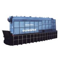 Best Horizontal Alloy Steel Coal Fired Steam Boiler 15 Ton , High Thermal Efficiency wholesale