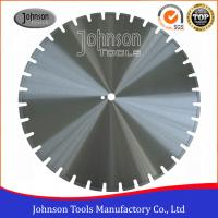 Best Reinforced Concrete / Asphalt Cutting Blade Circular Saw 600mm Diamond Road Saw Blade wholesale
