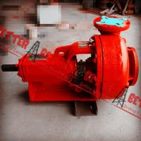 """Quality BETTER Mission Magnum 6x5x14 Centrifugal Sand Pump Complete w/Mechanical Seal RH Impeller 14"""" Red Painting wholesale"""