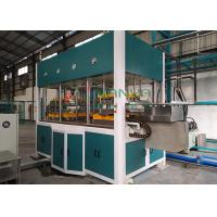 Quality Pulp Molding Machinery Thermoforming For Super Fine Industrial Packages wholesale