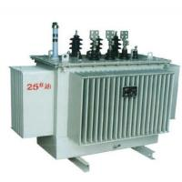 China 11kV Full Enclosed Amorphous Metal Distribution Transformer Easy Installation on sale