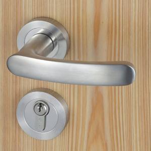 Best 6063 Mortise Cylinder Entry Door Locksets For Room / House ANSI Standard wholesale
