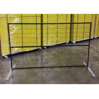 Buy cheap 6ft x 10ft canada standard temporary fence 2