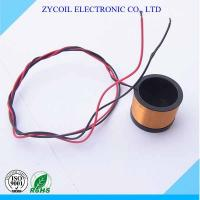 Best Self-bonding Wireless Charger Coil / Radio Frequency Coil With Bobbin wholesale