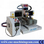 mini sheet metal cnc machines ZK-4040(400*400*120mm)