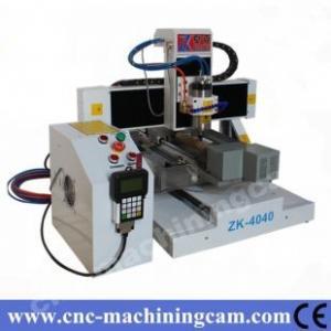 Best mini sheet metal cnc machines ZK-4040(400*400*120mm) wholesale