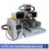 Buy cheap mini sheet metal cnc machines ZK-4040(400*400*120mm) from wholesalers