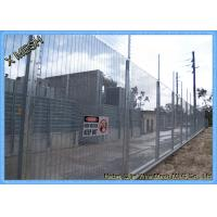 China Garden Yard Security Wire Mesh Fence Panels Metal 3 Meter Height Anti Climb Fence on sale