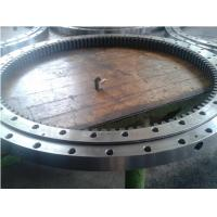 Quality X series INA crossed roller slewing bearing , Welding equipment slew bearing , FAG / INA slewing bearing wholesale