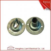 Best 20mm Steel Conduit Junction Box Electrical Galvanized Lid Extension Ring , OEM service wholesale