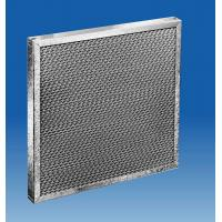Buy cheap Deep pleated HEPA  Industrial ventilation filter for Airport, Shopping Mall, residential from wholesalers