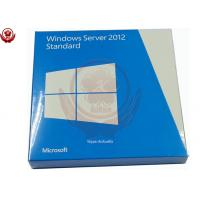 Best Microsoft Windows Server 2012 R2 Standard Genuine Key License Retailbox Lifetime Guarantee wholesale