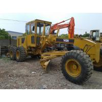 Quality Used Caterpillar Cat 140h Motor Grader185hp With Ripper 6 Air Cylinder wholesale
