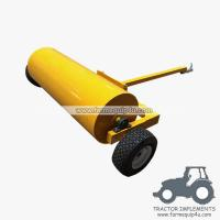 "Best 4LR23 Land aerator roller for tractors and ATVs,4ft length x 23"" drum wholesale"