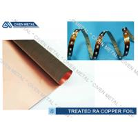 Quality High Performance Rolled Annealed Copper Foil  ,  Thin Copper Foil for Laminating wholesale