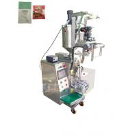 Best Ketchup Tomato Paste Packaging Machine 5-100g Three Or Four Side Sealing wholesale